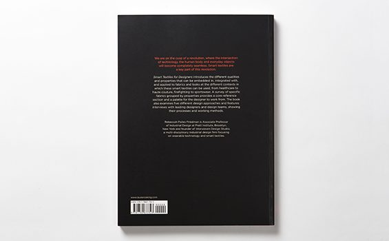 Smart Textiles - Section 1 right - Back Cover